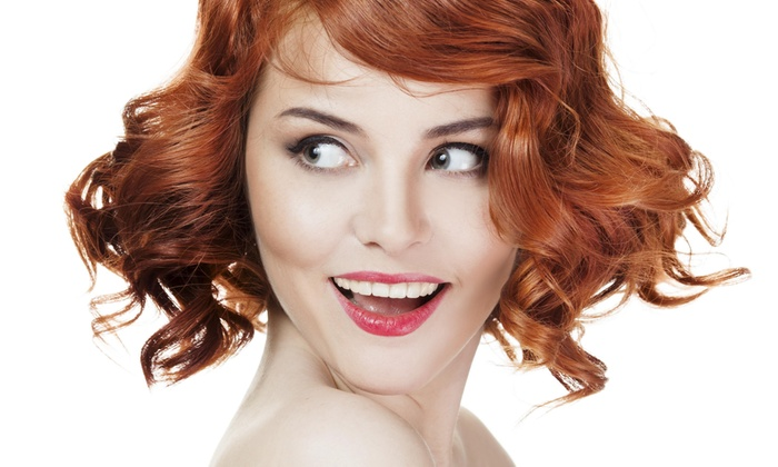 Modern Love Salon - Carlsbad: Two Haircuts with Shampoo and Style from Modern Love Salon (55% Off)
