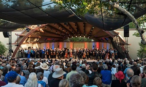"Ojai Music Festival: ""Boulez at 90"": Ojai Music Festival: ""Boulez at 90"" featuring ICE and Frank Gehry at Libbey Bowl on June 10 (Up to 35% Off)"