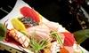 Fujiya House A Japanese Steakhouse - Fredericksburg: Sushi and Japanese Cuisine for Dinner at Fujiya House in Fredericksburg (Half Off).