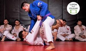 Arena School Fight: Arena School Fight – Perdizes: 1, 3 ou 6 meses de jiu-jitsu ou muay thai