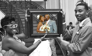 Tyshawn Jenkins: Engagement, Wedding, or Portrait Photo-Shoot Package at Retouch Factory (Up to 51% Off)
