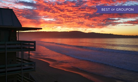 Stay at Monterey Beach Resort in Monterey, CA, with Dates into April