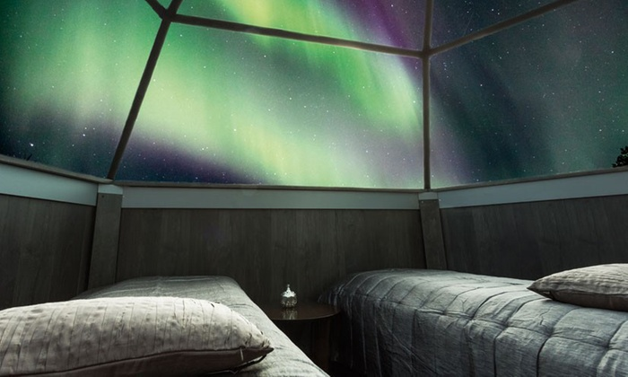 Crystal Travel Rovaniemi Finland 2 To 3 Nights With Breakfast And Return