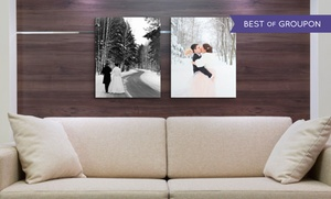 "Canvas on Demand: One or Two 16""x20"" Custom Premium Canvas Wraps from Canvas on Demand (Up to 82% Off). Free Shipping."