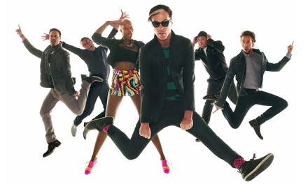 Fitz & The Tantrums at USF Sun Dome on September 10 at 8 p.m. (Up to 43% Off)