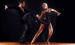Exquisite Dance: Four Dance Classes from Exquisite Dance (75% Off)