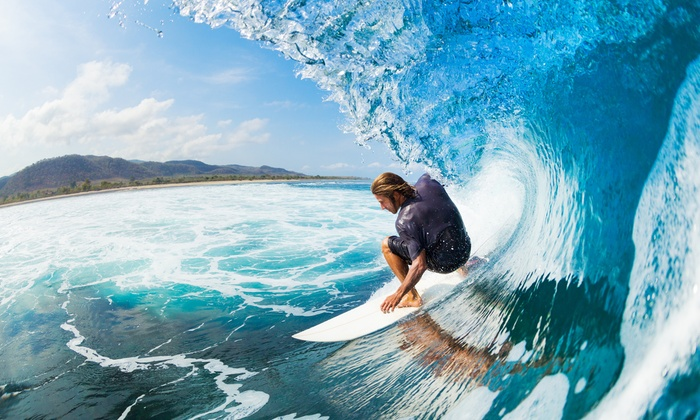 ABC Surf - Newport Beach: Surfboard Rental with Option for Wetsuit for One or Two at ABC Surf (Up to 59% Off)