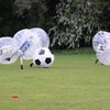 Bubble Football Game for Up to 30