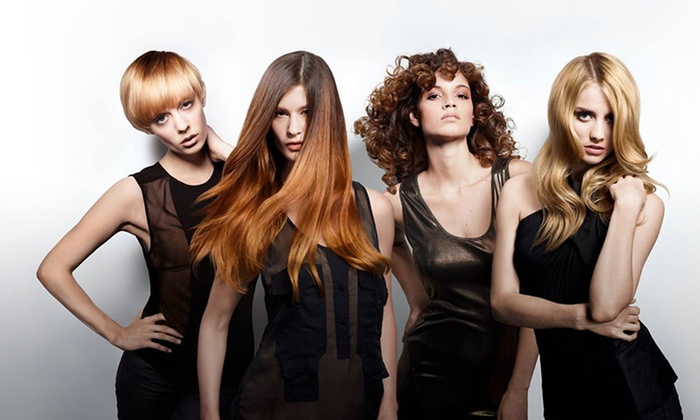 John Azzi - Multiple Locations: $85 Cut and Blow-Dry, $109 with Half-Head Foils or $129 Full-Head Foils at Award-Winning John Azzi (Up to $370 Value)