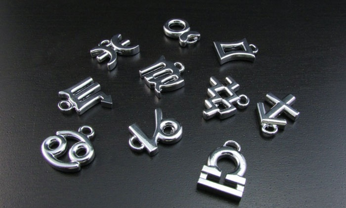 Namejewelryspot.com: $5 for Sterling-Silver Zodiac-Charm from NameJewelrySpot ($82 Value)