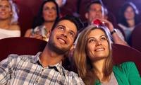 1, 2 o 4 entradas al cine con palomitas y refresco o agua desde 5,90 € en Cines Ortega
