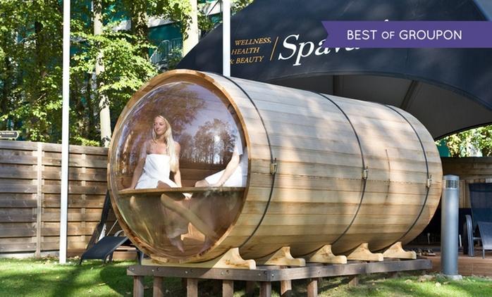 Bei Den Haag: Spa, Wellness u. opt. 1-2 ÜN mit Frühstück o. VIP-Paket für 1-2 Pers. im 5* Hotel Restaurant & Spa Savarin