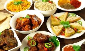 Jai Ho: Indisch 3-gangenmenu voor 2, 4 of 6 personen vanaf € 29,99 in het restaurant Jai Ho