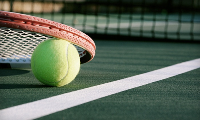 Three Oaks Tennis Center - Three Oaks: Five Sessions of Round-Robin Play, or 10 Cardio-Tennis Classes at Three Oaks Tennis Center (Up to 66% Off)
