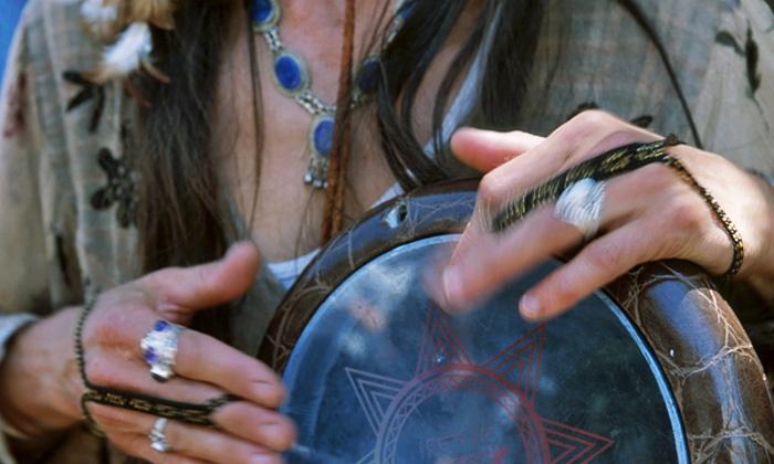 Chakra-Balancing Drum Circle - Chrysalis Healing Arts: Balance Energy and Shed Negativity with an Energy Healer
