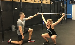 Daily Grind CrossFit: Four CrossFit Classes at Daily Grind CrossFit (51% Off)