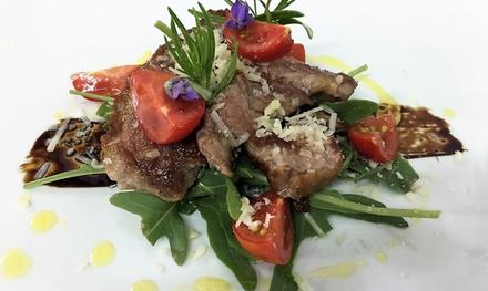 Menú degustación para dos personas con 2 bebidas o maridaje desde 29,95 € en Restaurante Suerteluna