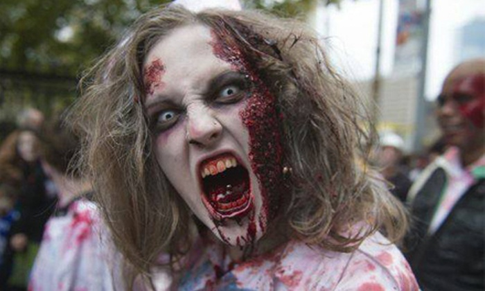 Demon Dreamz - Fairfield: Haunted House Admission for Two or Four at Demon Dreamz (Up to 53% Off)