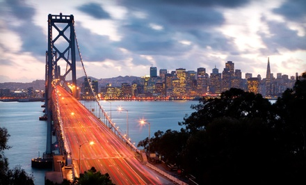 groupon daily deal - Stay for Two at Parc 55 Wyndham San Francisco Union Square