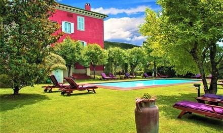 Toscana: soggiorno in Suite, degustazione vini e cena