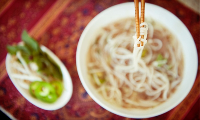 Pho Whittier - East Whittier City: Vietnamese Food at Pho Whittier (Up to 53% Off). Two Options Available.