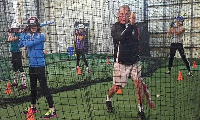 Dave Marx Baseball & Softball Academy - Rosslyn Farms: A Baseball-Training Session from Dave Marx Baseball & Softball Academy (50% Off)