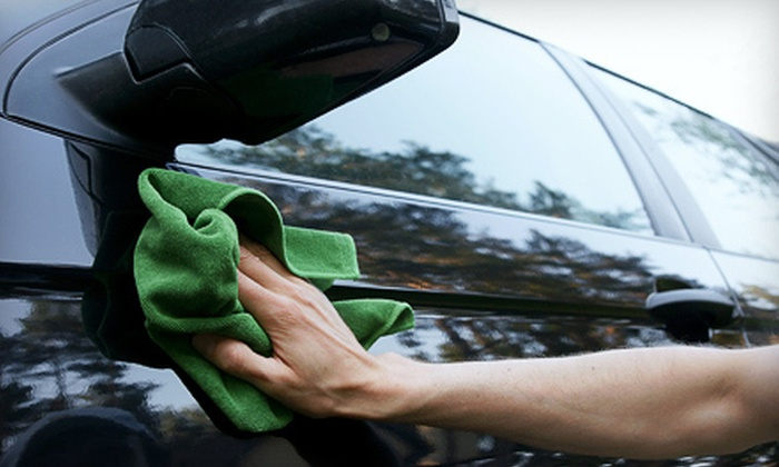 Shyne Automotive Salon - Memphis: One or Two Hand Car Washes and Waxes with Optional Interior Details at Shyne Automotive Salon (Up to 72% Off)