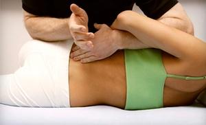 Vertebrae: $50 for $ 91 Worth of Chiropractic Care at Vertebrae