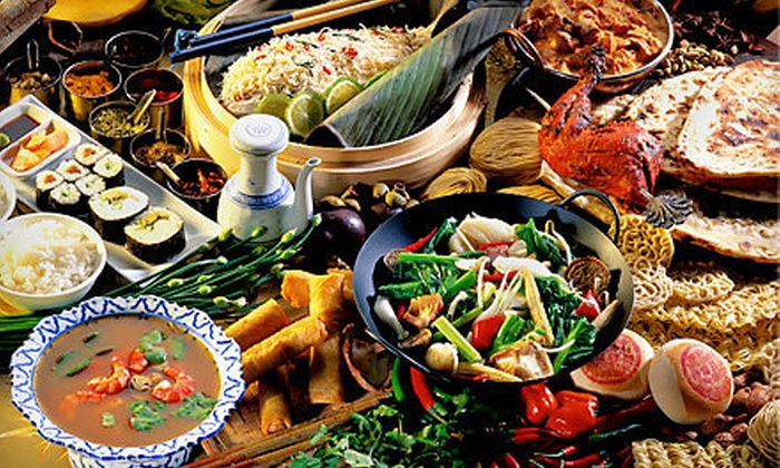 Bombay Palace - Beverly Hills: $25 for $50 Worth of Indian Cuisine at Bombay Palace
