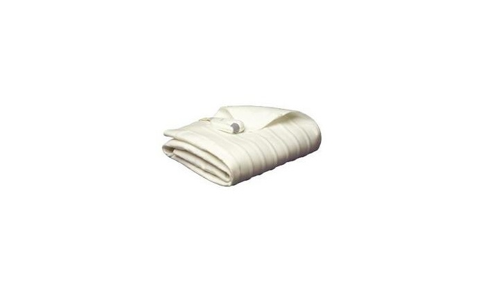 Groupon Goods: Fully Fitted Electric Blanket from R269 Including Delivery (Up To 27% Off)