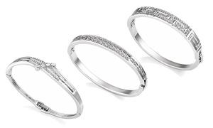 oferta: 1 o 3 pulseras adornadas con cristales de Swarovski® desde 14,99 € (hasta 73% de descuento)