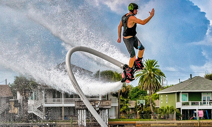 Extreme Water Sports - Truehearts: $99 for a 30-Minute Flyboard Flight with Pilot Session at Extreme Water Sports ($178 Value)