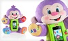 Laugh & Learn Apptivity Monkey: $14.99 for a Fisher-Price Laugh & Learn Apptivity Monkey ($29.99 List Price)