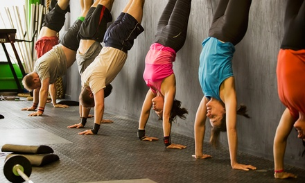Tumbling Clinic, Fitnastics Class, or Parents' Night Out Event at TNT Gymnastics and Fitness (Up to 52% Off)
