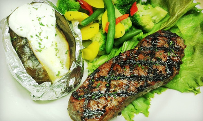 West End Grill - Huntsville: American Food at West End Grill (Half Off). Three Options Available.