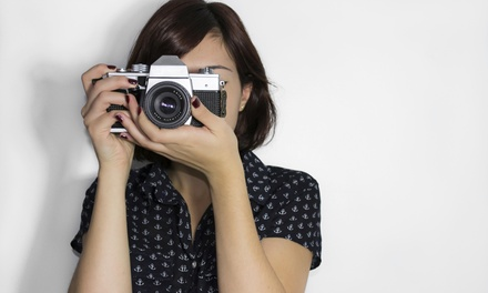 60-Minute Studio Photo Shoot with Digital Images from Studio Rise (80% Off)