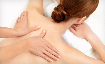 60- or 90-Minute Deep-Tissue Massage at Amy's Skin Care (Up to 51% Off)