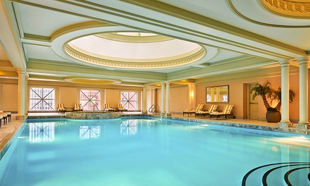 Spa packages spa and fitness centre at four seasons for Spa getaways near chicago