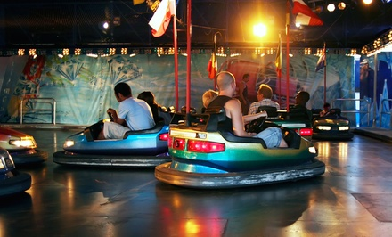 Two Hours of Fun and Games for Two, Four, or Six People at That Fun Place (Up to 56% Off)