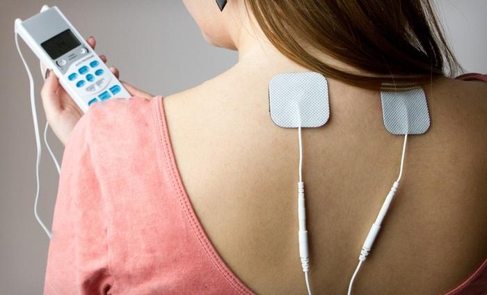 Santa Medical Electronic Pulse Massager: Santa Medical 6-Mode Electronic Pulse Massager. Free Returns.