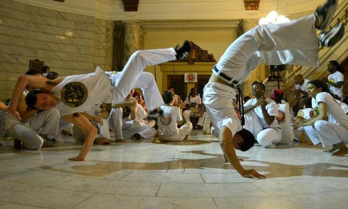Capoeira Senzala - Professor Sapulha - New Brunswick: Four Weeks of Unlimited Capoeira Classes at Capoeira Senzala - Professor Sapulha (55% Off)