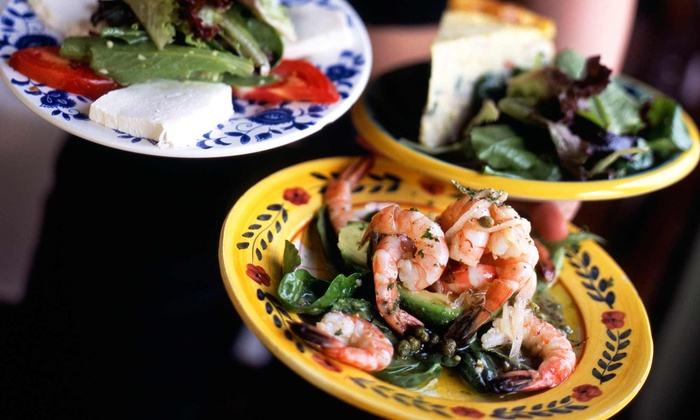 Village Bistro - Milford: Lunch or Tapas Dinner at Village Bistro (50% Off)