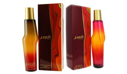 Liz Claiborne Mambo for Men or Women; 3.4 Fl. Oz.