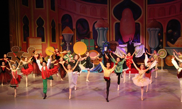 """The Nutcracker - Lake Zurich Performing Arts Center: """"The Nutcracker"""" Presented by Illinois Youth Dance Theatre at Lake Zurich Performing Arts Center on December 21–23"""