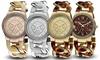 Akribos XXIV Women's Link Bracelet Watch: Akribos XXIV Women's Link Bracelet Watch with Crystal Accents. Multiple Styles Available. Free Returns.