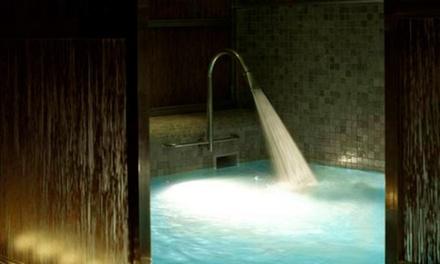 Circuito termal para dos personas y masaje individual a elegir en Villa Oniria Spa (con 59% de descuento)