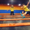 Half Off Trampoline Jumping or Fitness Classes