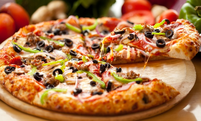 Romano's Pizza - Concord: Italian Cuisine at Romano's Pizza (50% Off)