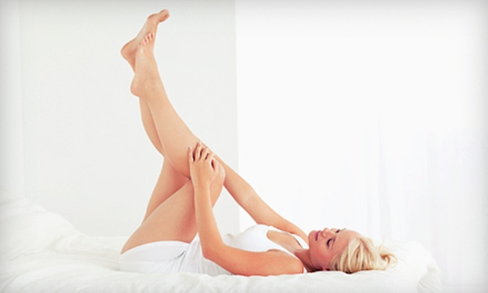 Kyma Med Spa & Anti-Aging Center - Norwell: Laser Hair Removal at Kýma Med Spa & Anti-Aging Center (Up to 86% Off). Three Options Available.