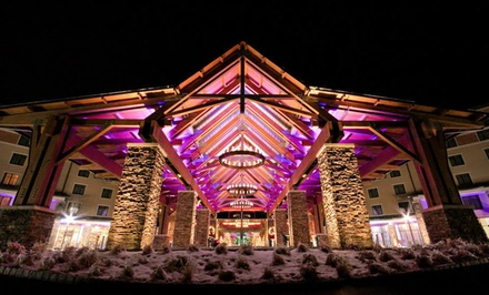 One-Night Stay for Two Adults in a Deluxe Room; Up to Two Kids Stay Free - Mount Airy Casino Resort in Mount Pocono